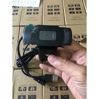 Webcam máy tính hình ảnh 720P, có micro Dùng học tập Online thumbnail