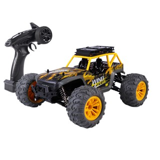 ✲DeerMan 2.4G 4WD RC High-Speed Big-Foot Off-Road Vehicle Model Professional Racing Toy Car
