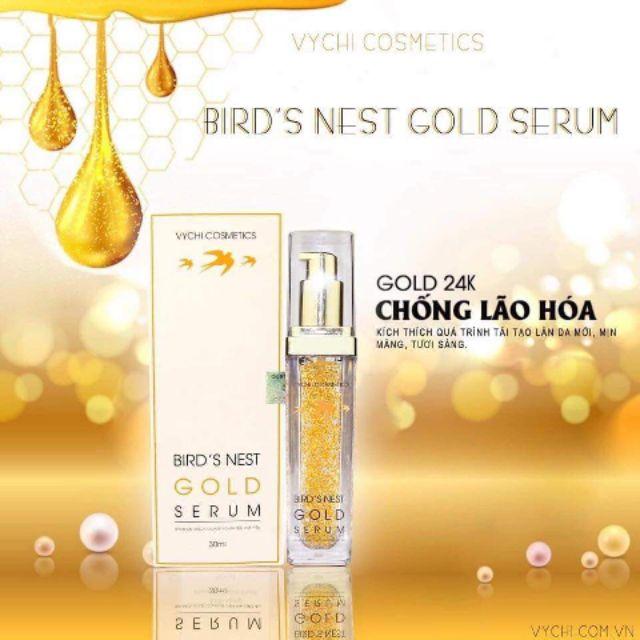 Serum gold 24k vychi