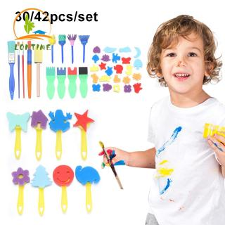 LONTIME Games Art Sets Painting Graffiti Drawing Kids Paint