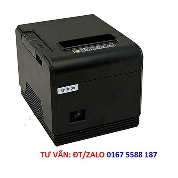 Máy in hóa đơn Xprinter Q200 Giá chỉ 1.350.000₫