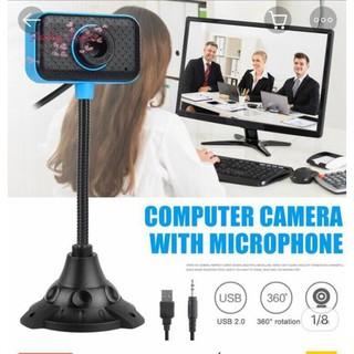 Webcam dùng cho máy tính tích hợp mic