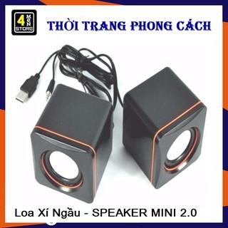 ⚡ Siêu Sale ⚡ Loa xí ngầu Mini Multimedia Speaker 2.0. - Loa Vi Tính Mini - Nghe Siêu Êm