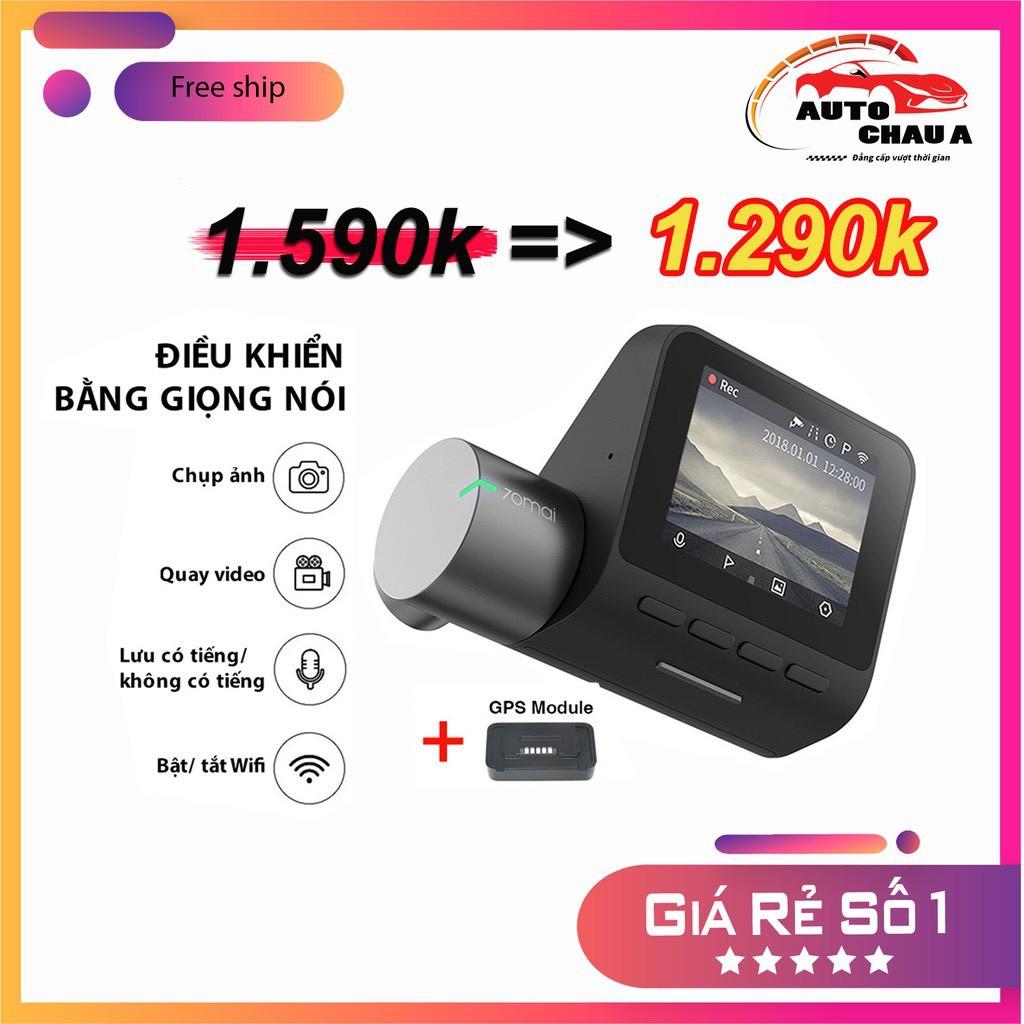 70mai Pro Plus Quốc Tế (70mai A500) - Camera Hành Trình Xiaomi Chính Hãng
