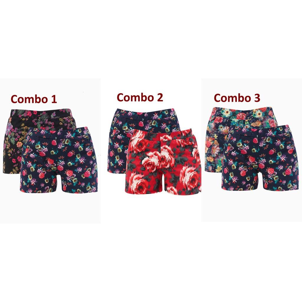 Phúc An - Combo 2 quần khakhi thun nữ - 3012_NHẬP WABOOM9 giảm 10%
