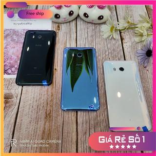 Điện thoại HTC U11 nhập khẩu,2 Sim,Ram 4gb/64G,Chip S835,Super LCD QHD 5.5'' 2k
