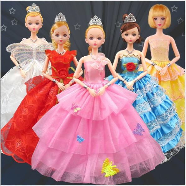Bộ đồ chơi búp bê công chúa dễ thương – Hàng nhập khẩu