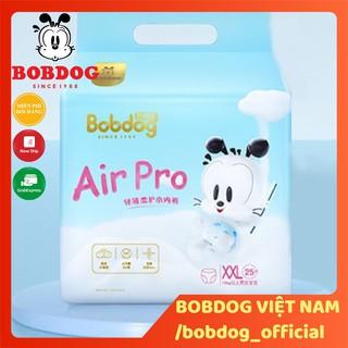 Bỉm Bobdog Air Pro dán quần S34 M32 L30-M31 L29 XL27 XXL25 miếng thumbnail