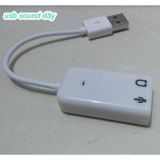 Usb sound dây( Cáp chuyển đổi usb ra âm thanh cổng 3.5) - 15367325 , 1398845390 , 322_1398845390 , 15000 , Usb-sound-day-Cap-chuyen-doi-usb-ra-am-thanh-cong-3.5-322_1398845390 , shopee.vn , Usb sound dây( Cáp chuyển đổi usb ra âm thanh cổng 3.5)