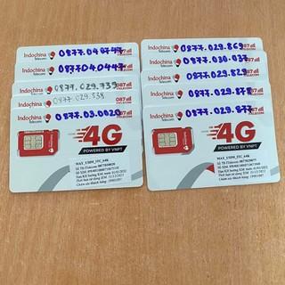 Sim đẹp 4G giá rẻ- Vina- Itelecom, nghe gọi free vina, 90GB data tốc độ cao mỗi tháng, 3GB mỗi ngày