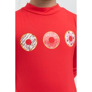 IVY moda áo thun bé gái MS 58G1105