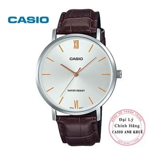 Đồng hồ nam Casio MTP-VT01L-7B2UDF dây da