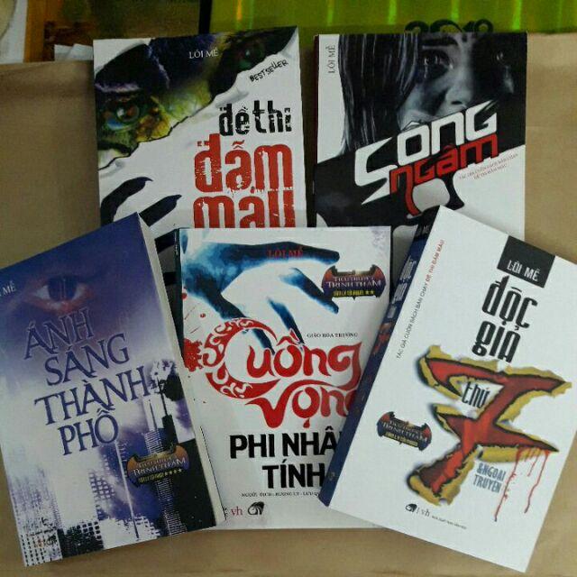 Combo bộ truyện trinh thám gồm 5 cuốn. - 3272745 , 782949880 , 322_782949880 , 300000 , Combo-bo-truyen-trinh-tham-gom-5-cuon.-322_782949880 , shopee.vn , Combo bộ truyện trinh thám gồm 5 cuốn.
