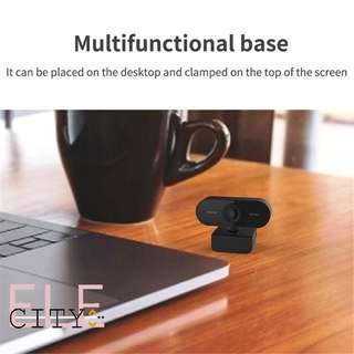 CMOS Webcam 107ele 1080p Full Hd Xoay 360 Độ Tự Động Xoay thumbnail