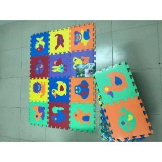 12 tấm thảm ghép ÂU LẠC cho bé kt 30×30