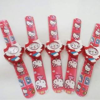 Đồng hồ đập tay Hello Kitty Xinh Yêu cho bé