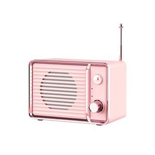 Loa radio kiểu dáng retro vintage âm thanh tốt nhỏ gọn rất xinh