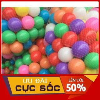 KBBHN-Sỉ 100 quả bóng nhựa cho bé