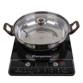 Bếp điện từ đơn Kangaroo KG 365i chính hãng