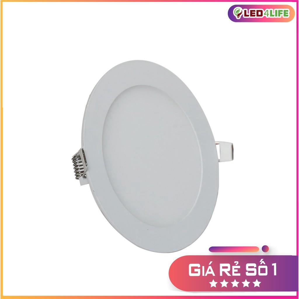 Đèn LED âm trần siêu mỏng 9W Rạng Đông D PT03L 110/9W