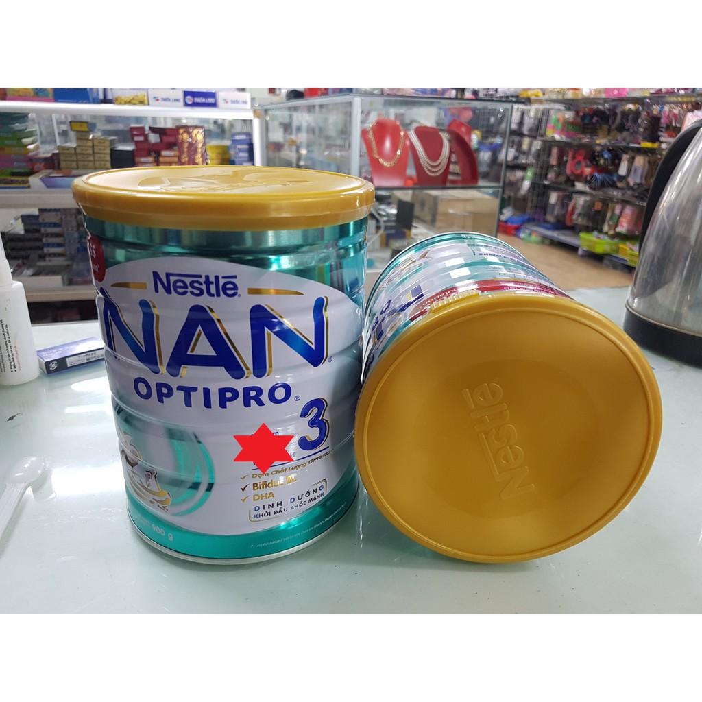 Sữa bột Nestle Nan Optipro số 3 - 900g