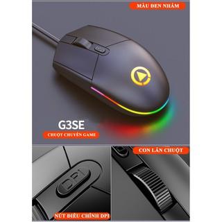 [Mã ELDEC10K giảm 10K đơn 20K] Chuột Game thủ 007 LED RGB thumbnail
