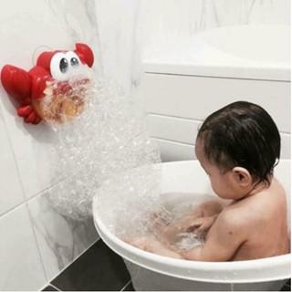 [Nhập TOYMAR giảm 10%] Đồ chơi phòng tắm cho bé – cua thổi bong bóng