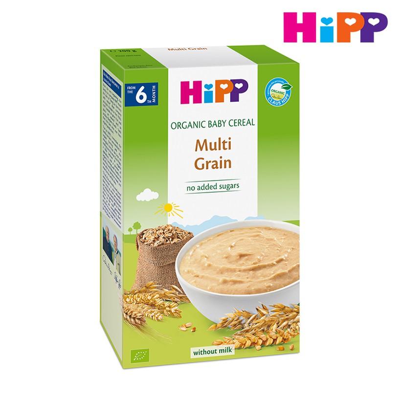Bột dinh dưỡng Ngũ cốc tổng hợp (200g) HiPP 2916
