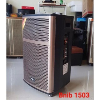 Loa kéo di động BNIB – 1503 Bass 40cm, âm thanh đỉnh cao, công suất lớn