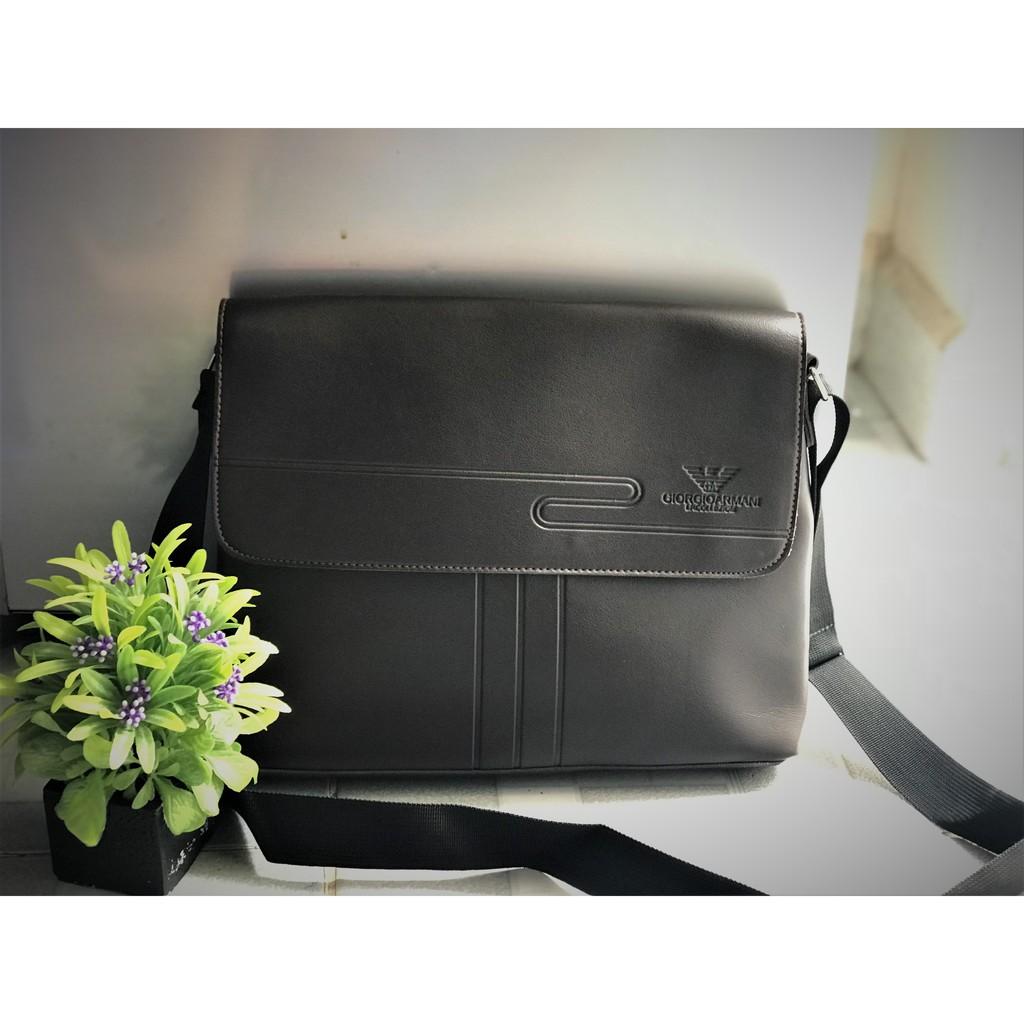 Túi da nam rẻ đẹp bền tốt IPADL01