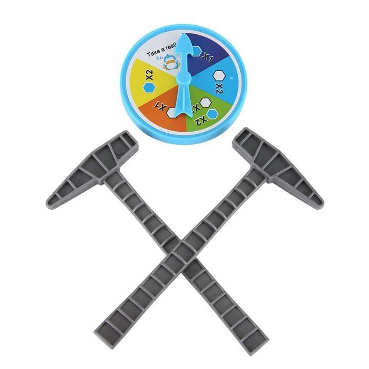 [Nhập mã APTOYFAIR giảm 20K khi thanh toán qua Airpay]Bộ trò chơi đập chim cánh cụt Penguin Trap thông minh