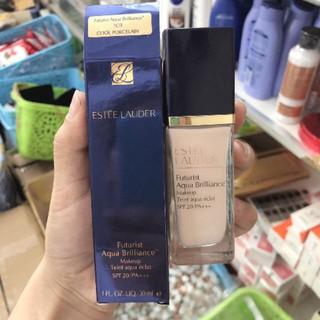 [𝘊𝘩𝘪́𝘯𝘩 𝘏𝘢̃𝘯𝘨] kem lót che khuyet diem Futurist Aqua Brilliance Makeup SPF 20/PA++