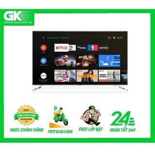 MIỄN PHÍ CÔNG LẮP ĐẶT - 58G2 Smart Tivi Skyworth 58 inch 4K 58G2 thumbnail