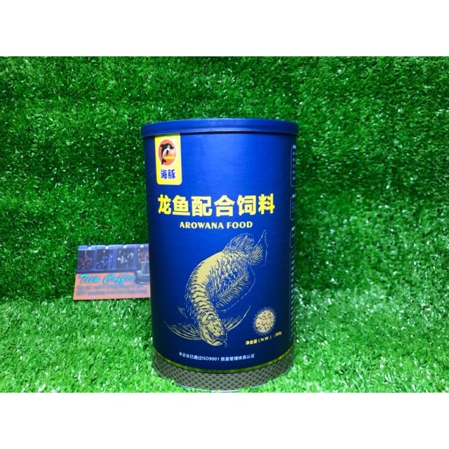 [HCM]Thức Ăn Cá Rồng PORPOISE 380gram - Giúp cá Mau lớn và Phát triển toàn diện