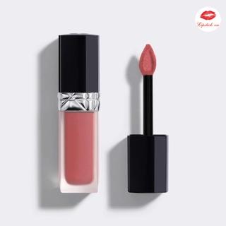 [Rẻ vô địch] [Bill đầy đủ] UNBOX Son Kem Dior màu 458 ROUGE DIOR FOREVER LIQUID