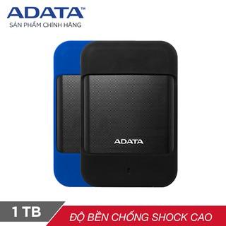 Ổ cứng di động ADATA HD700 1TB / USB 3.0 chống sốc chống nước