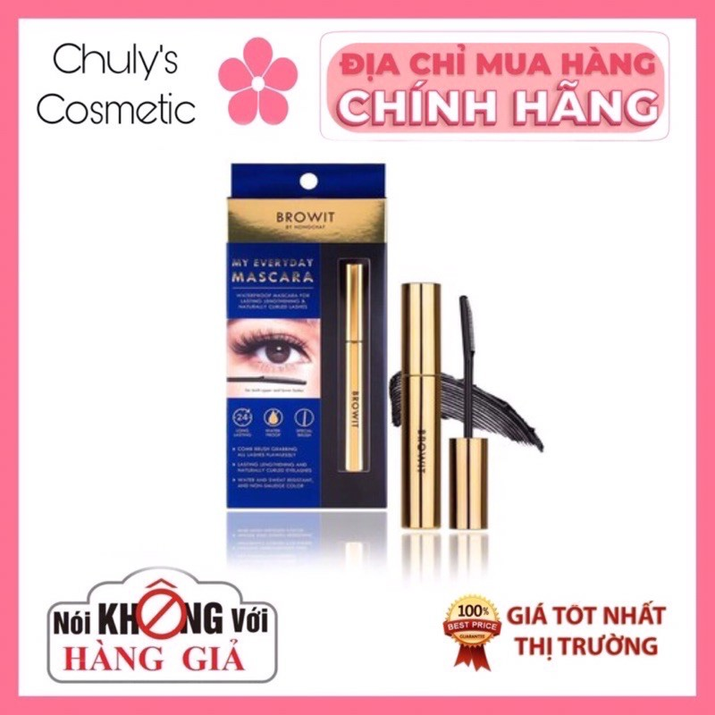 Mascara Browit by Nongchat (made in Thailand)