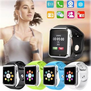 Đồng hồ đeo tay thông minh A1 Bluetooth chống nước cho apple Android