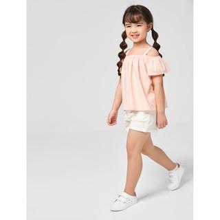 Áo kiểu bé gái 1TO20S009 Canifa