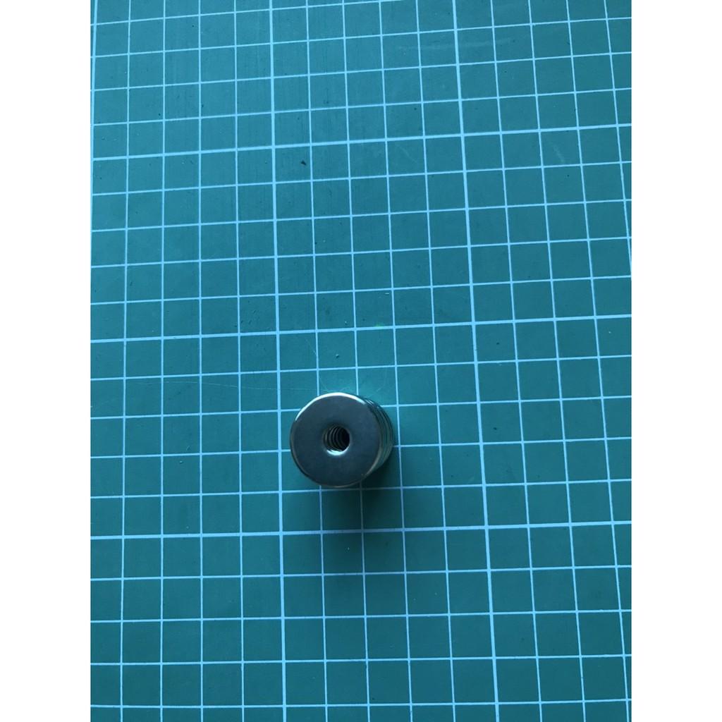 Nam châm hút bi sắt đường kính 2cm có lỗ tròn