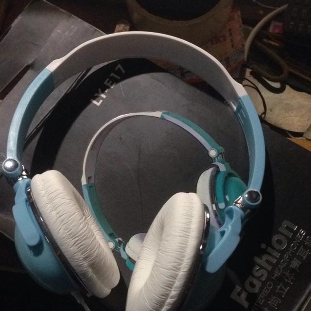 Headphones fashion ly-e17