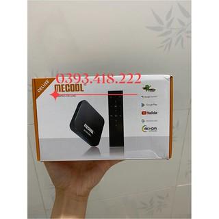 Android TV Box Mecool KM9 PRO DELUXE – 4GB RAM, 32GB Bộ nhớ Andoid 9 chính chủ