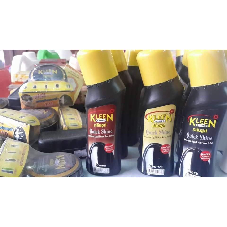 [Shopee trợ giá] Combo 4 Xi nước đánh giầy Kleen Thái Lan 75ml - 22907269 , 730676419 , 322_730676419 , 240000 , Shopee-tro-gia-Combo-4-Xi-nuoc-danh-giay-Kleen-Thai-Lan-75ml-322_730676419 , shopee.vn , [Shopee trợ giá] Combo 4 Xi nước đánh giầy Kleen Thái Lan 75ml