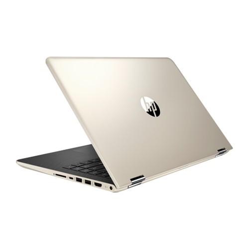 [Mã ELLAPDESK giảm 5% đơn 3TR] Laptop Hp Pavilion x360 14-dh0104TU 6ZF32PA (Gold)