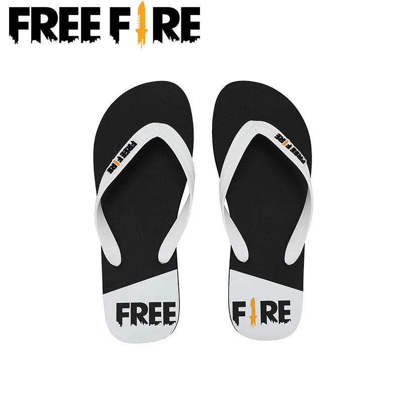 Dép xỏ ngón Free Fire dành cho nam và nữ chống trơn bền size 35-44