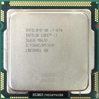 cpu i5/760 i7/860 / 870