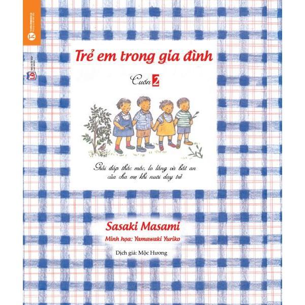 Sách - Trẻ em trong gia đình - Cuốn 2