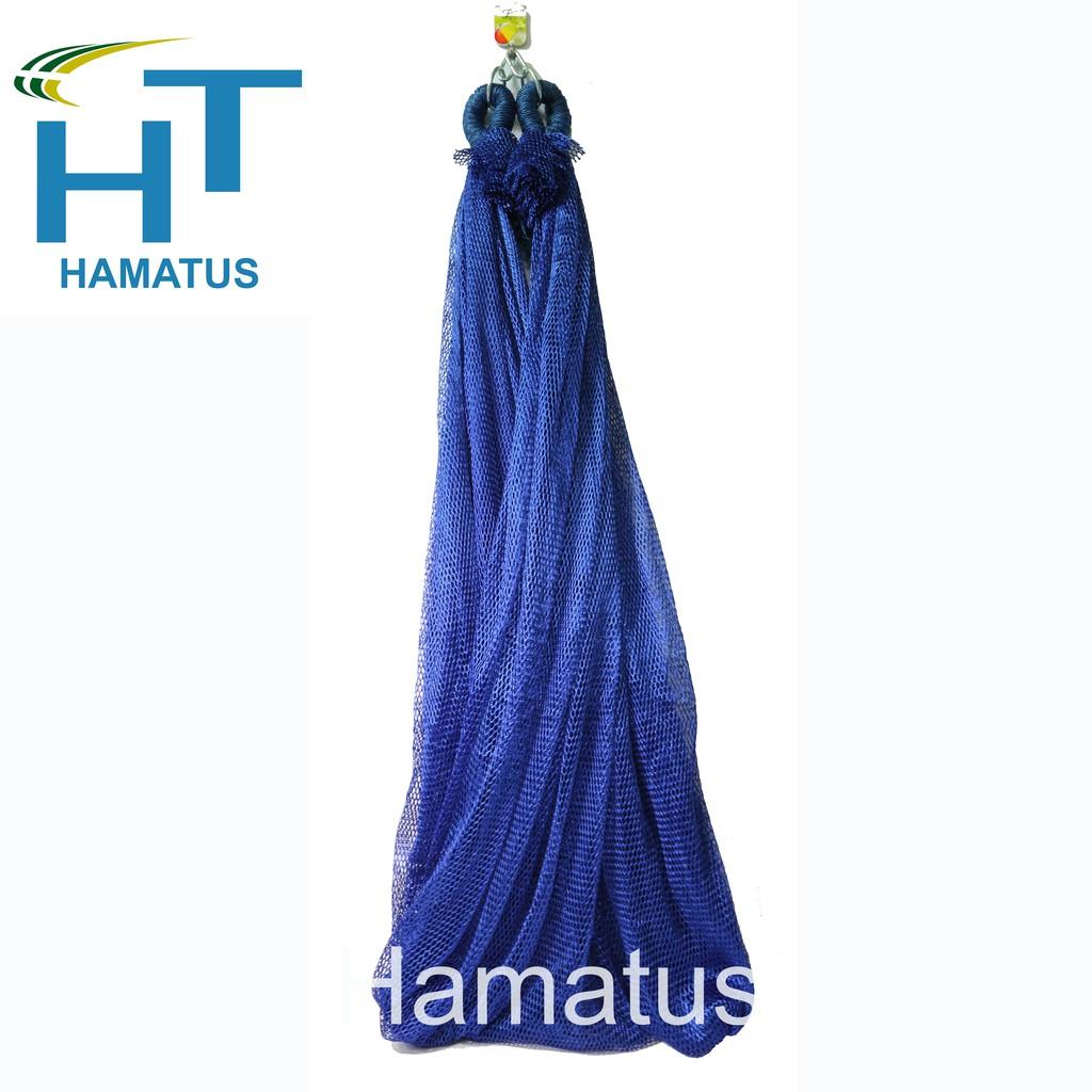 Võng lưới bó đầu Hamatus tặng 5 mét dây dù - 3483525 , 1029384112 , 322_1029384112 , 105000 , Vong-luoi-bo-dau-Hamatus-tang-5-met-day-du-322_1029384112 , shopee.vn , Võng lưới bó đầu Hamatus tặng 5 mét dây dù
