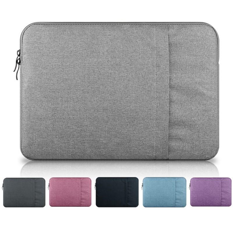 Túi Chống Sốc Macbook / Laptop 2 Ngăn Không Thấm Nước