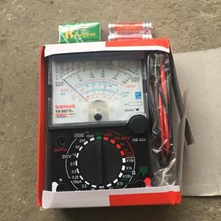 Đồng hồ vạn năng cơ YX -360( kèm theo pin)